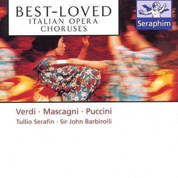 Best Loved Opera Choruses