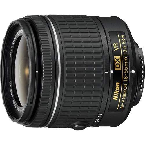Nikon 18-55mm f/3.5-5.6G VR AF-P DX Zoom-Nikkor Lens - (Renewed) by Nikon