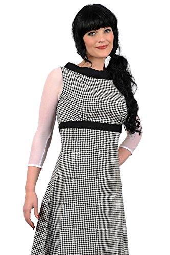 Sleevey Wonders Women's Basic 3/4 Length Slip-on Mesh Sleeves XL White by Sleevey Wonders (Image #3)
