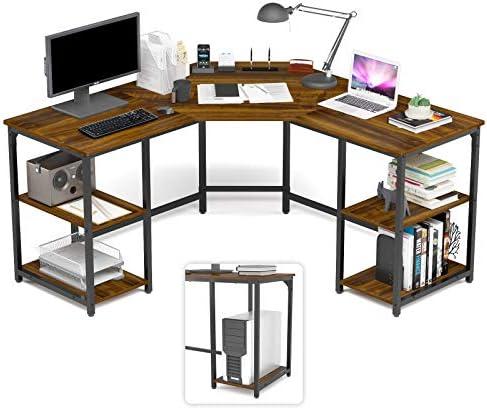 Elephance Large L-Shaped Desk