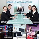 LEADNOVO Audio Video Capture Card, HDMI to USB