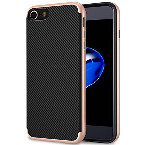Ubegood iPhone 7 Kratzfeste TPU Case