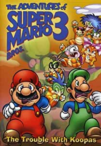 Adventures of Super Mario Brothers III: The Trouble with Koopas