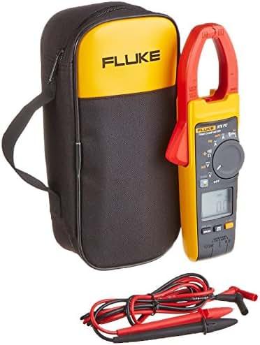 Fluke 375 FC 600A Ac/Dc TRMS Wireless Clamp