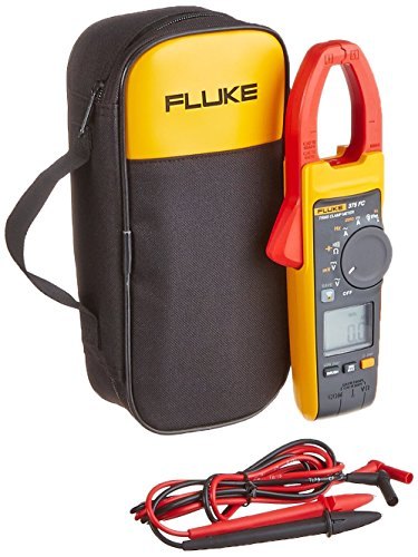 FLUKE-375 FC 600A Ac/Dc Trms Wireless (Fluke 345 Power Quality Clamp)