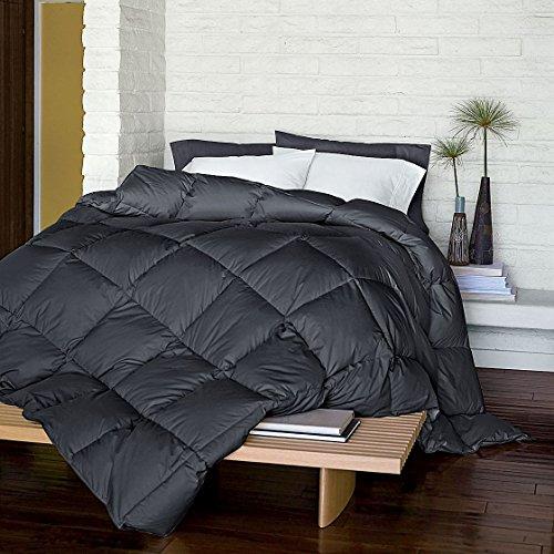 LaCrosse Down Comforter, Medium Warmth, Full, Walnut