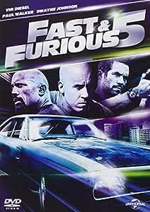 Fast & Furious 5 (DVD) [Italia]: Amazon.es: Ludacris, Jordana ...