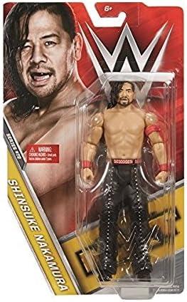 WWE- Figuras de Luchadores, Multicolor (Mattel DXF92): Amazon.es: Juguetes y juegos