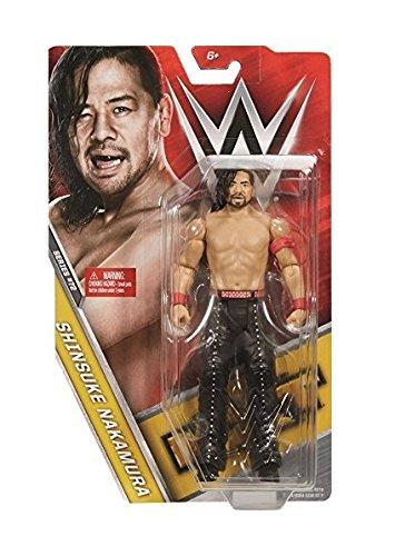 WWE Basic Shinsuke Nakamura Series 72 Figure by WWE