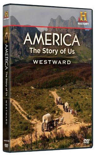 America The Story Of Us Volume 2: Westward [DVD]