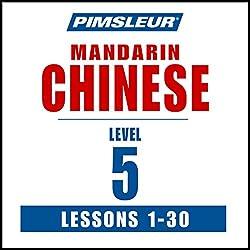 Pimsleur Chinese (Mandarin) Level 5