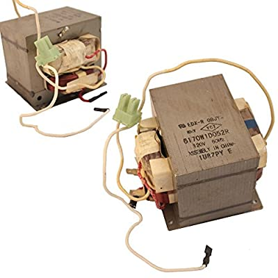 LG Electronics 6170W1D052R Microwave Oven High Voltage Transformer