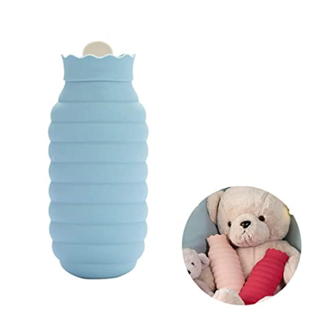 Bolsa de agua caliente para aliviar el dolor lindo, Botella ...