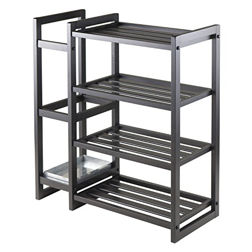 winsome-wood-isabel-shoe-rack-with-umbrella-stand-and-tray-black-finish