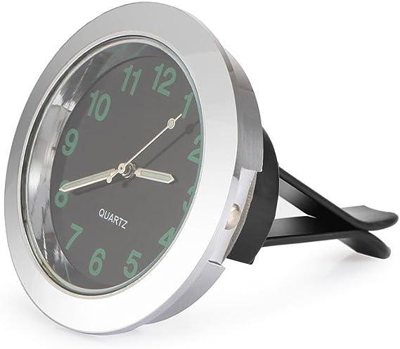 Winbang Auto Air Vent Clip Clock Auto Leuchtende Armaturenbrett Uhr Auto Interieur Quarz Analoge Uhr Auto
