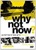 img - for Why Not Now? Leader's Guide with DVD: You Don't Have to