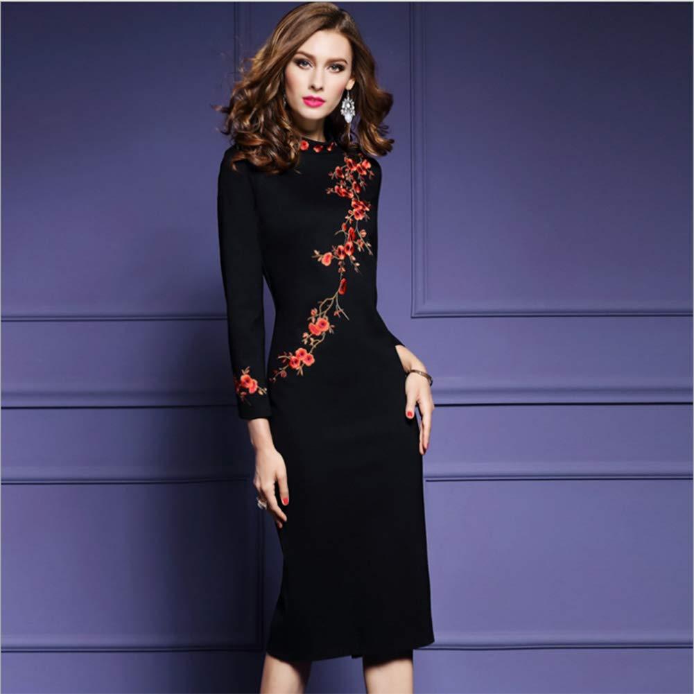 Black Going Out Dresses Plus Size – DACC