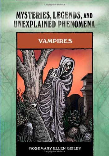 Download Vampires (Mysteries, Legends, and Unexplained Phenomena) pdf epub