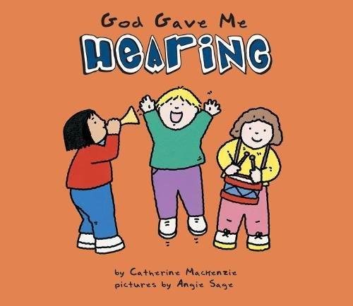 Download God Gave Me Hearing (Senses (Board Books)) pdf epub