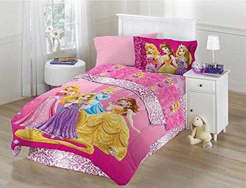 Disneys Princess Shine All The Time Full Comforter Set - Buy Online In UAE.