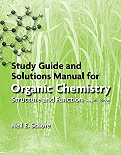 Amazon study guide solution manual for essential organic study guidesolutions manual for organic chemistry fandeluxe Images