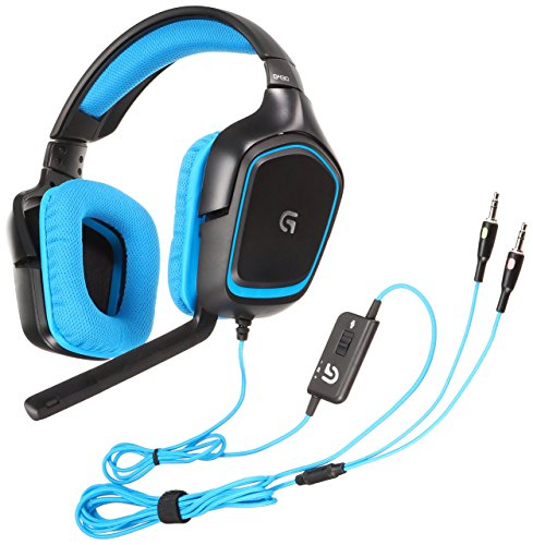 LOGICOOL earpads for Surround Sound Gaming Headset G430