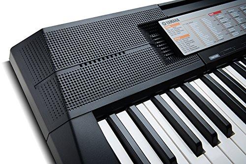 yamaha psr f50 portable keyboard black keyboards zone. Black Bedroom Furniture Sets. Home Design Ideas