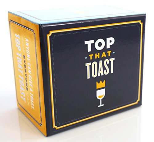 Top That Toast Party Card Game