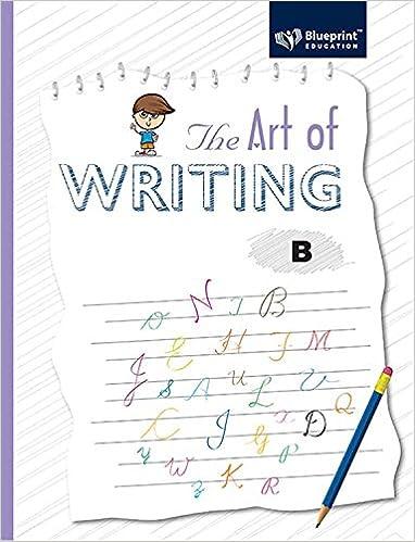 The art of writing b amazon nishu varma blueprint education books malvernweather Image collections