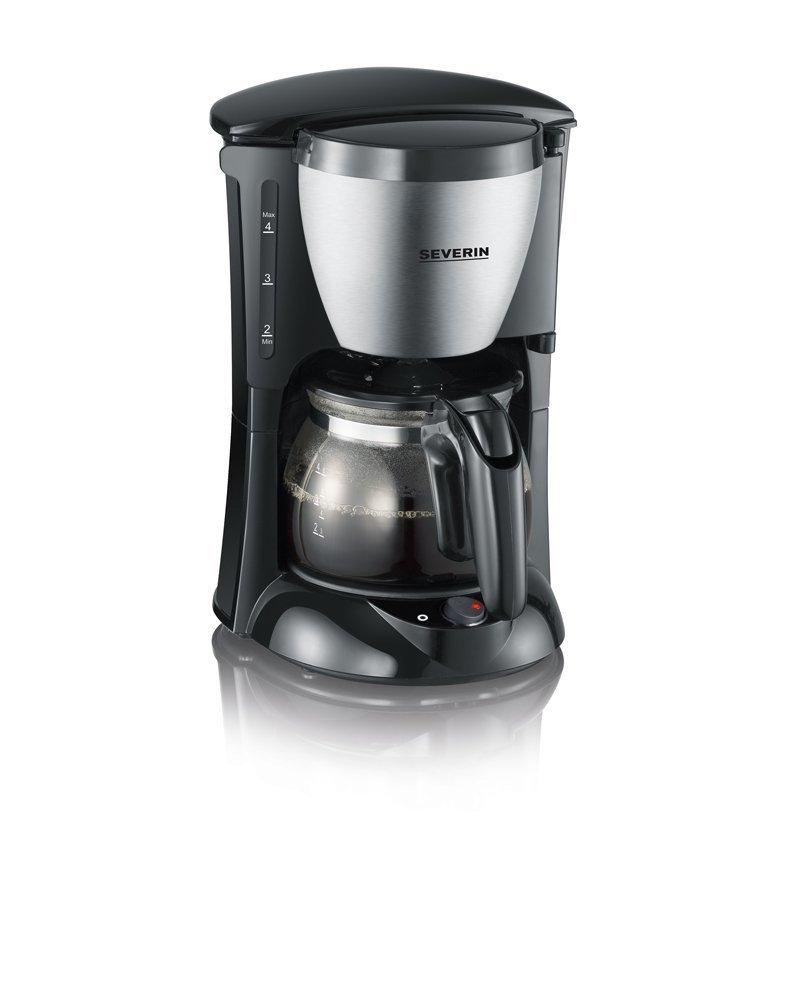 Severin KA 4805 Macchina per Caffè Americano, Tè, Tisane e Infusi caffettiera automatica caffè lungo orziera