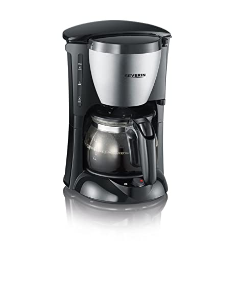 SEVERIN KA 4805 Cafetera para filtros de Café Molido, 4 ...