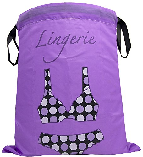 (New) Jet Set Travel Lingerie Lanundry Bag - Great for Travel or Everyday Use.