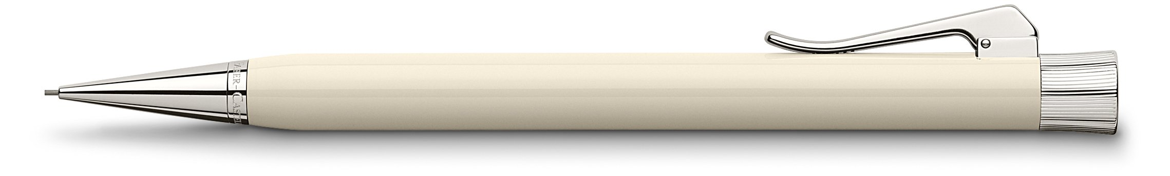 Graf von Faber-Castell Intuition Mechanical pencil, Precious resine, Ivory by Faber Castell (Image #1)