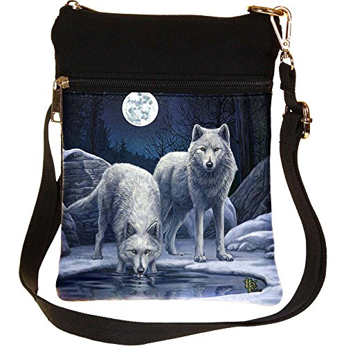 Warriors Winter Bag Bag Of Parker Warriors Of Wolf Lisa Shoulder FxwqCdw