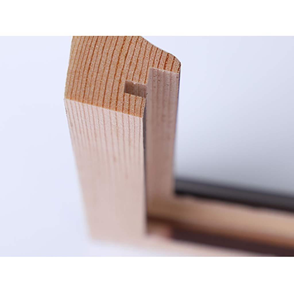 Unbekannt Fotowand Große Multi-Bild-Wandrahmen aus massivem Holz 11 Sets LI SHU Möbel & Wohnaccessoires größe : 76cm*145cm