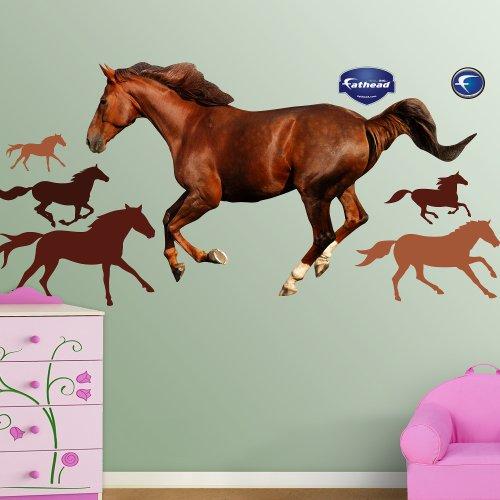 Vinyl Fathead (FATHEAD Horse Graphic Wall Décor)