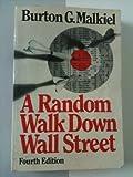 img - for A Random Walk Down Wall Street, Fourth Edition 1985 book / textbook / text book