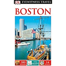 DK Eyewitness Travel Guide Boston