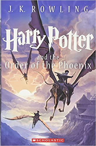 Pdf Harry Potter And The Order Of Phoenix