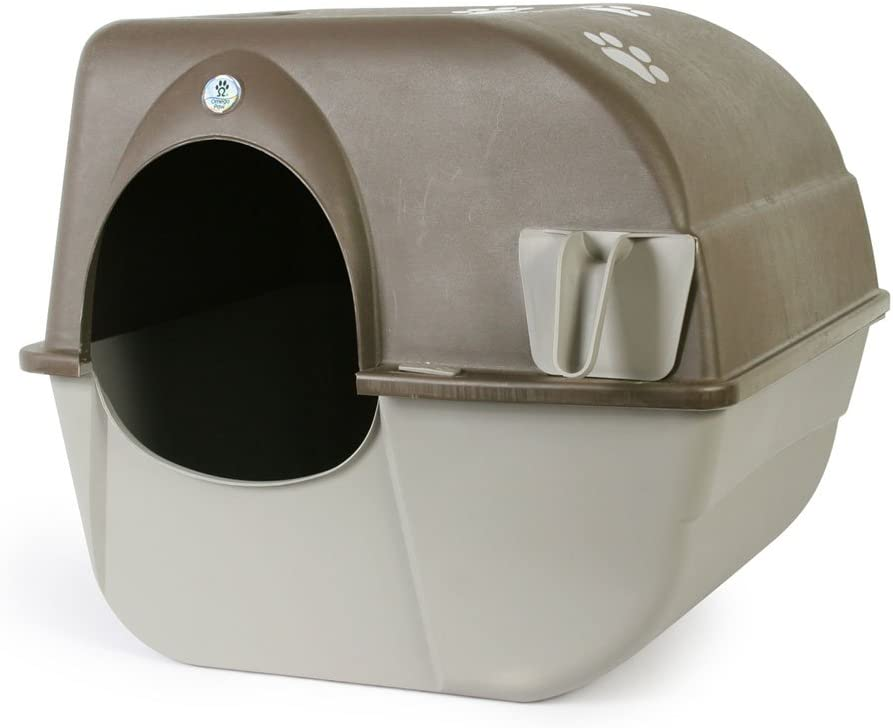 Top 10 Best Self Cleaning Litter Box For Large Cats [Updated November 2020] 7