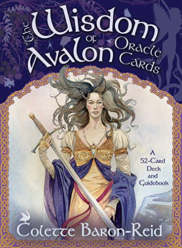 The Wisdom of Avalon Oracle Cards: A 52-Card Deck and Guidebook -