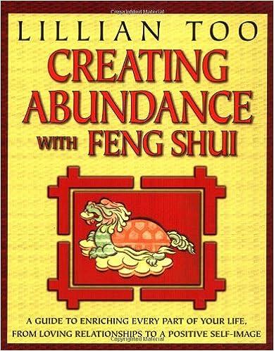 Book Creating Abundance with Feng Shui