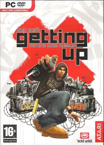 3 Gb Vista Ram - Marc Ecko's : Getting Up : Contents under Pressure (DVD - PC)