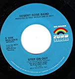 She Don't Love Nobody / Step On Out 7 Inch Vinyl
