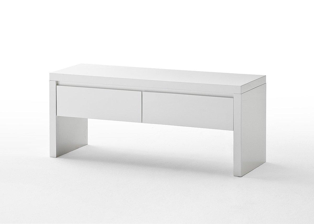 Sitzbank Für Garderobe robas lund bank garderobe sydney hochglanz weiß 52131w1 amazon