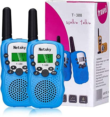 50% Off Coupon – Walkie Talkies for Kids