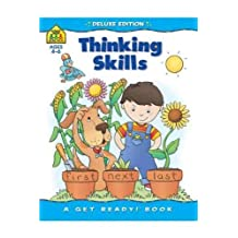 Thinking Skills by Carmona, Lisa/ Hoffman, Joan