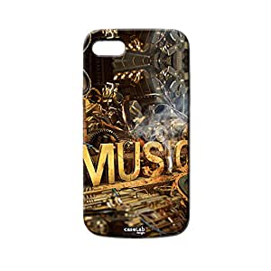 CASE FUNDA CARCASA MUSIC CARCASA PARA iPOD TOUCH 4