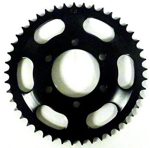 - YAMAHA Steel Rear Sprocket Moto-X TT 225 1999-2000/ TT-R 225 2001-2004/ XT 225 1992-2007/TY 250 1977 45 Teeth RSY-065-45 OEM #: 1KH-25445-00-00