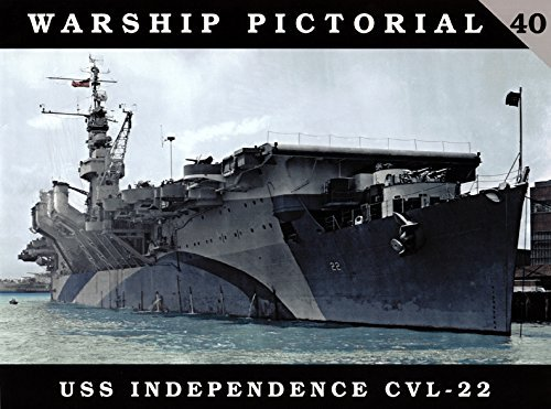 - Warship Pictorial, No. 40: USS Independence CVL-22